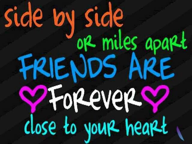 Friendship Miles Apart Quotes | Cute Love Quotes | Friendship