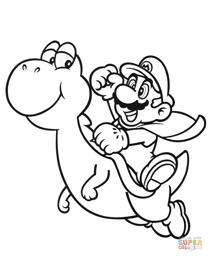 Funny Yoshi Coloring Pages Printable For Kids Free Coloring Sheets Super Mario Coloring Pages Mario Coloring Pages Coloring Book Pages