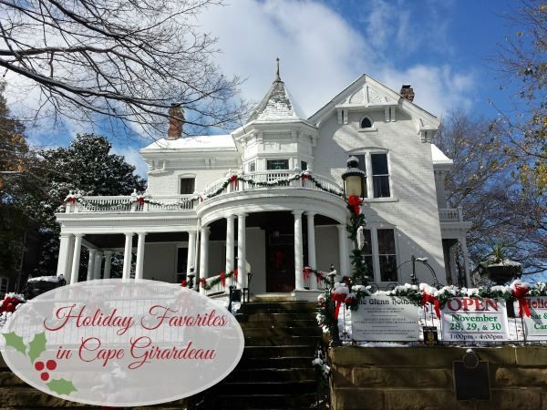 Christmas Lights At Cape County Park Holiday Tours At The