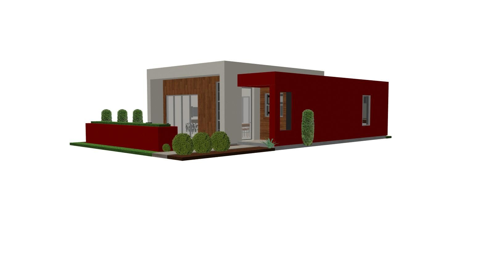 small modern house plans designs purchase this casita house plan - Small Modern House Plans
