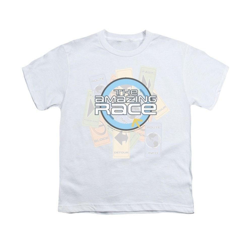 Amazing Race - The Race Youth T-Shirt