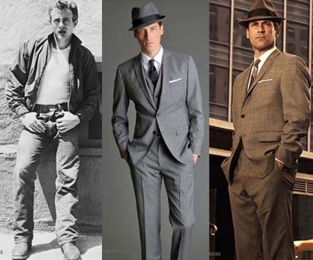 vintage clothing online men