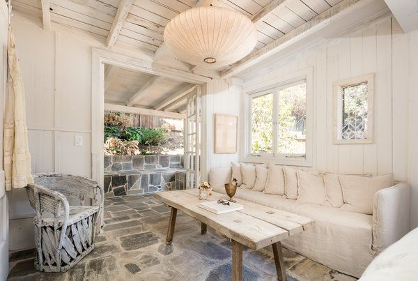 Photo 11 of 14 in Leanne Ford's Vintage Echo Park Cabin Hits the…
