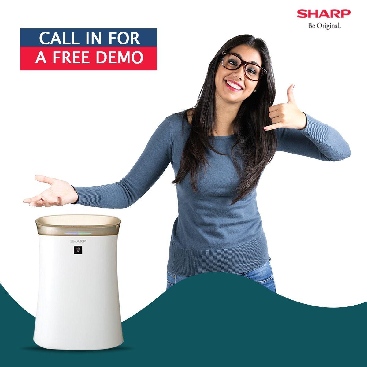 Sharp Air Purifier TrueHEPA HEPAAirPurifiers AirCleaner