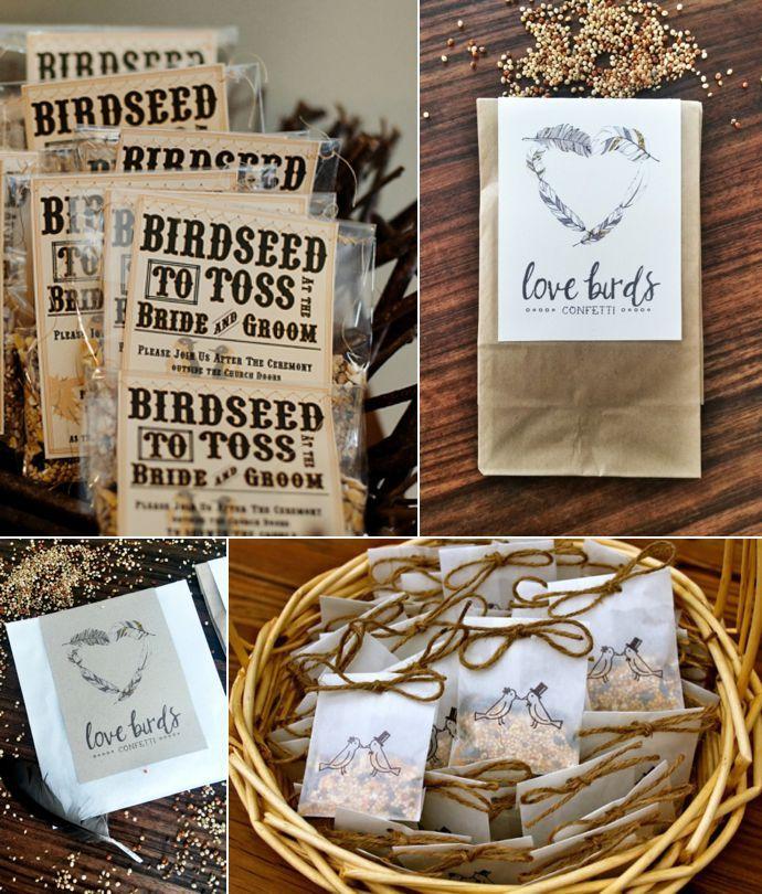 25 Unique Wedding Ideas To Get Inspire: Unique Wedding Confetti Ideas (With Images)