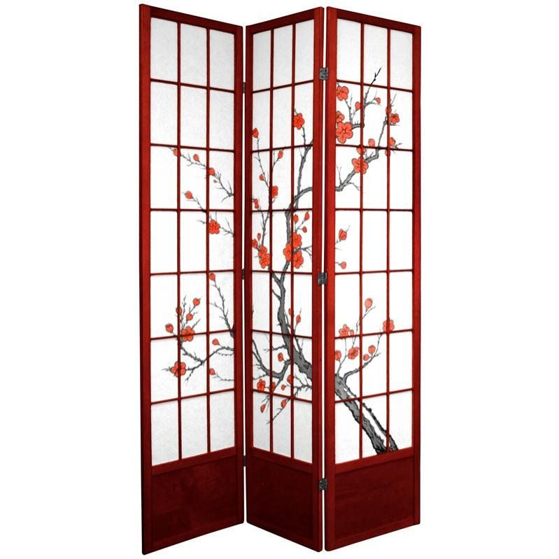 7 Ft Tall Cherry Blossom Shoji Screen Flowers Pinterest Shoji