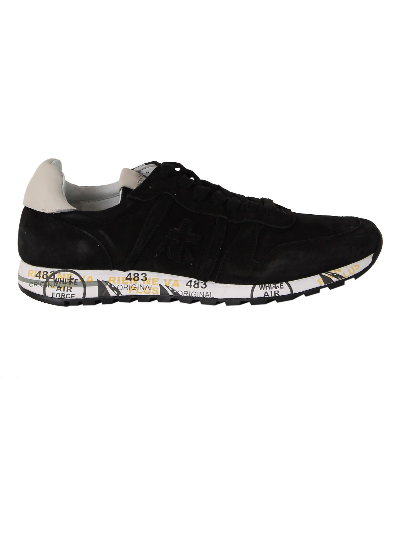 Eric sneakers - Black Premiata 09F2Q