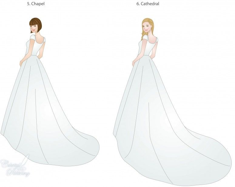 Train Types Styles And Lengths Modeled By Weddingldss