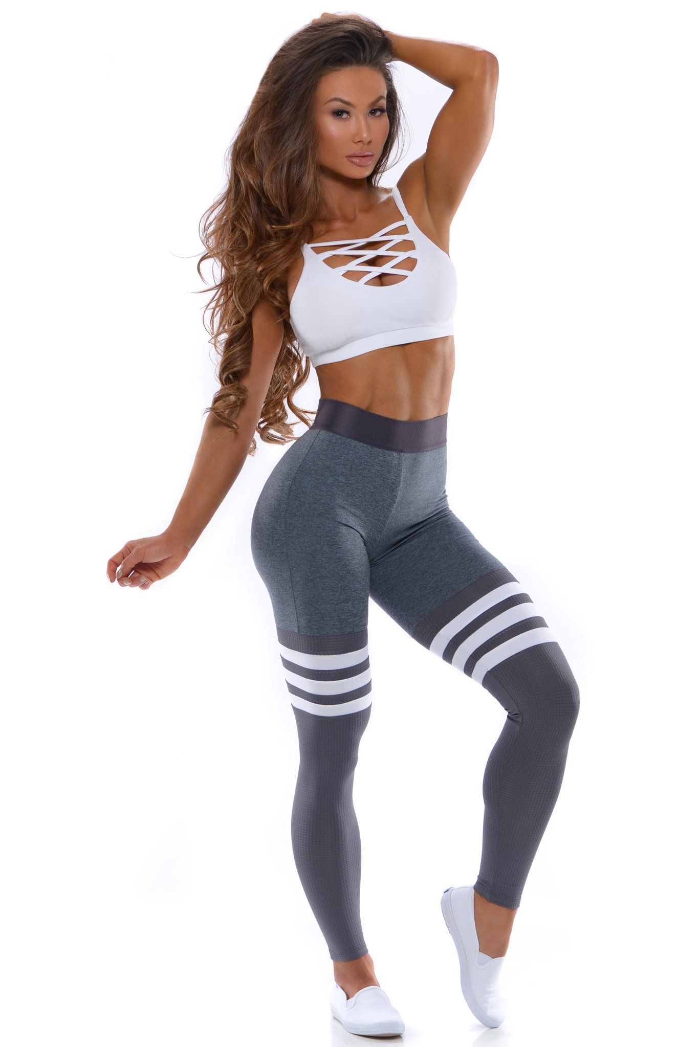 618a098690e89 Designer of the original patented Sock Leggings™, Bombshell Sportswear  leads the way in fitness fashion, and is renowned for its signature  in-house designs, ...