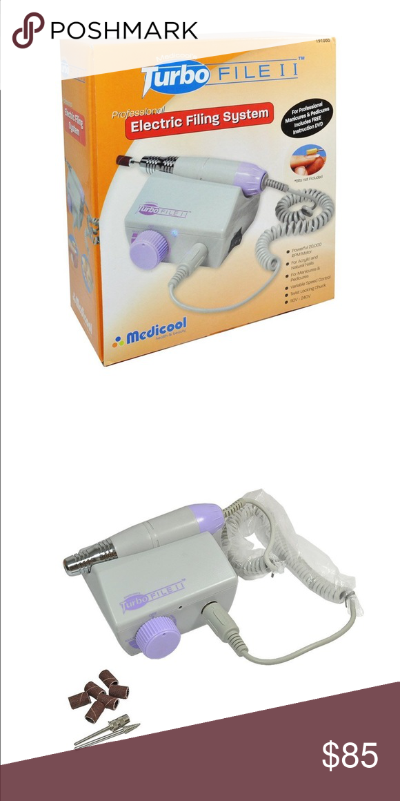 Medicool professional nail drill Electric nail filing systems from ...