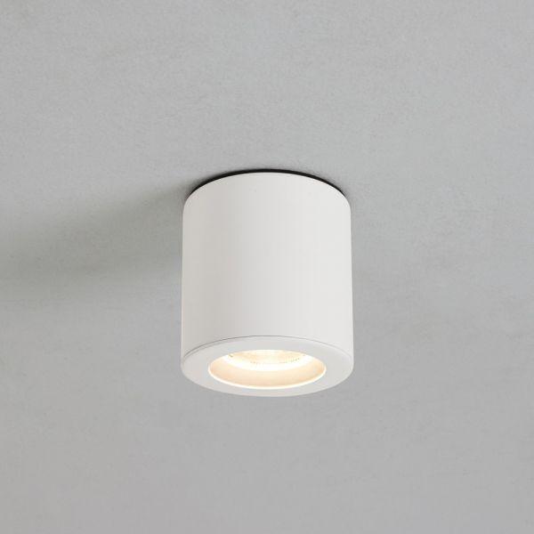 Klick Licht dezenter aufbauspot kos in weiß astro a 7176 click licht de