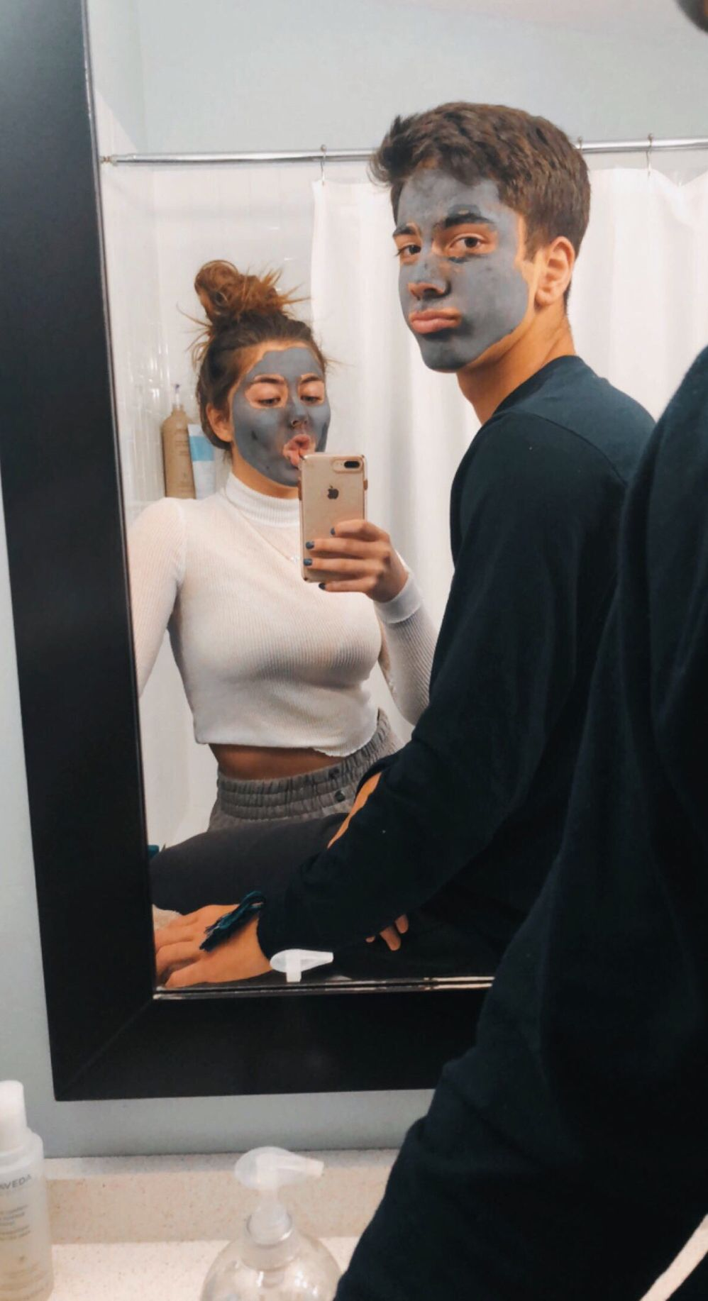 Pin By Tia Messaike On Face Masks With Images Cute Couples