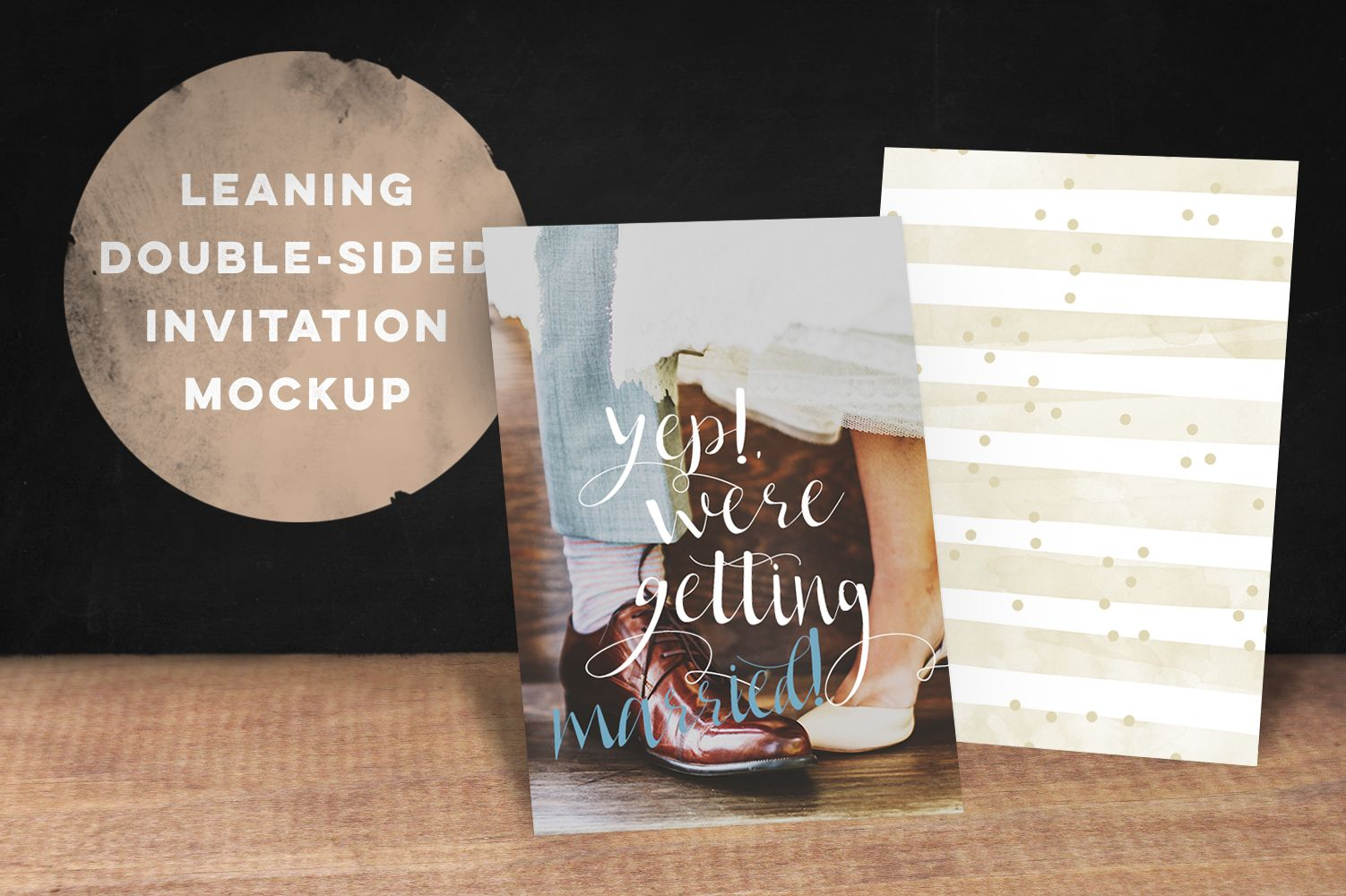 http://crtv.mk/c0YPn Clever way to show your invitation designs! #mockup #invitation #card #showcase #print #etsy