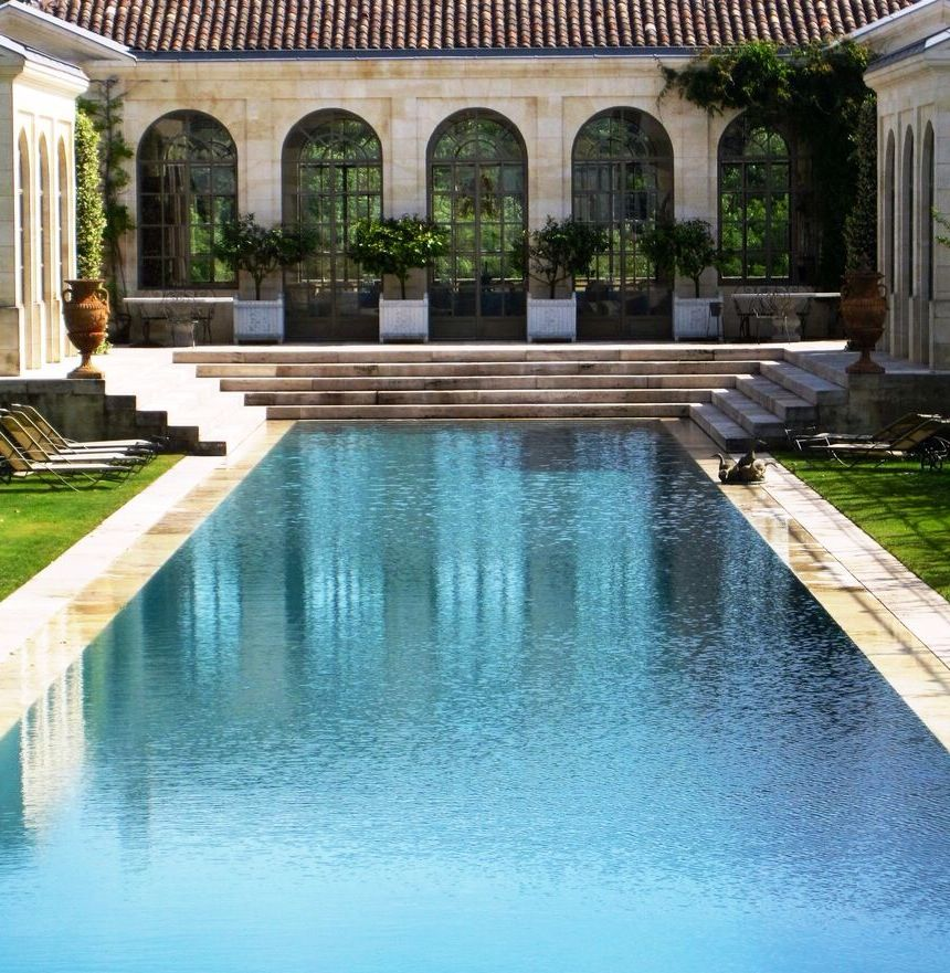 Traditional Garden With Pool: My Decorating Obsession