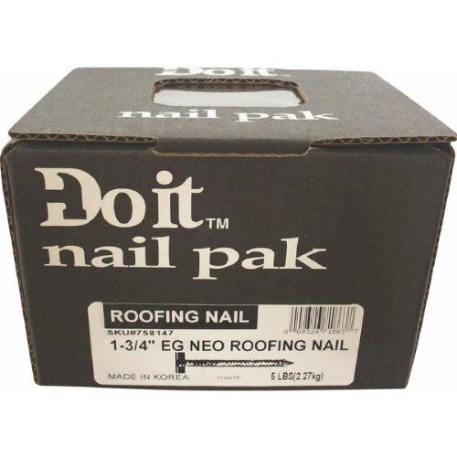 Roofing Nail 5lb 1 3 4 Hdg Neo Nail Details Can Be Found By Clicking On The Image Roofing Nails Roofing Fibreglass Roof