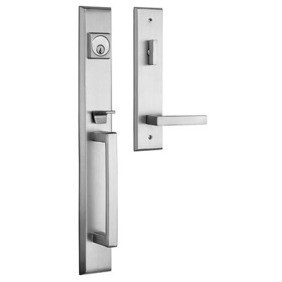 Rockwell Security Premium Single Cylinder Entrance Handleset