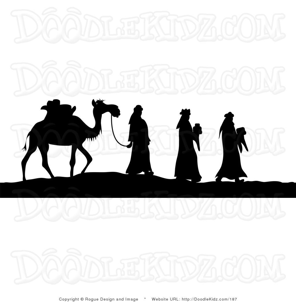 3 Wise Men Three Wise Men Silhouette Ward Christmas Party