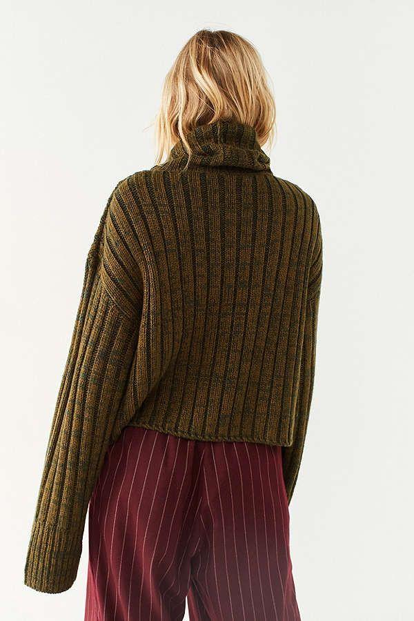 d3b66ef5d BDG Chunky Turtleneck Sweater
