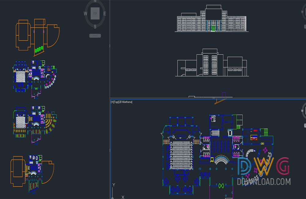 Dwg Download Library Project Dwg