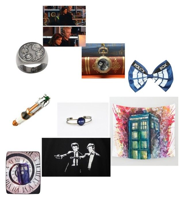 """Who saw the new Doctor Who series"" by breezyd123 ❤ liked on Polyvore"