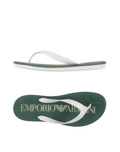 EMPORIO ARMANI Flip Flops. #emporioarmani #shoes #flip flops