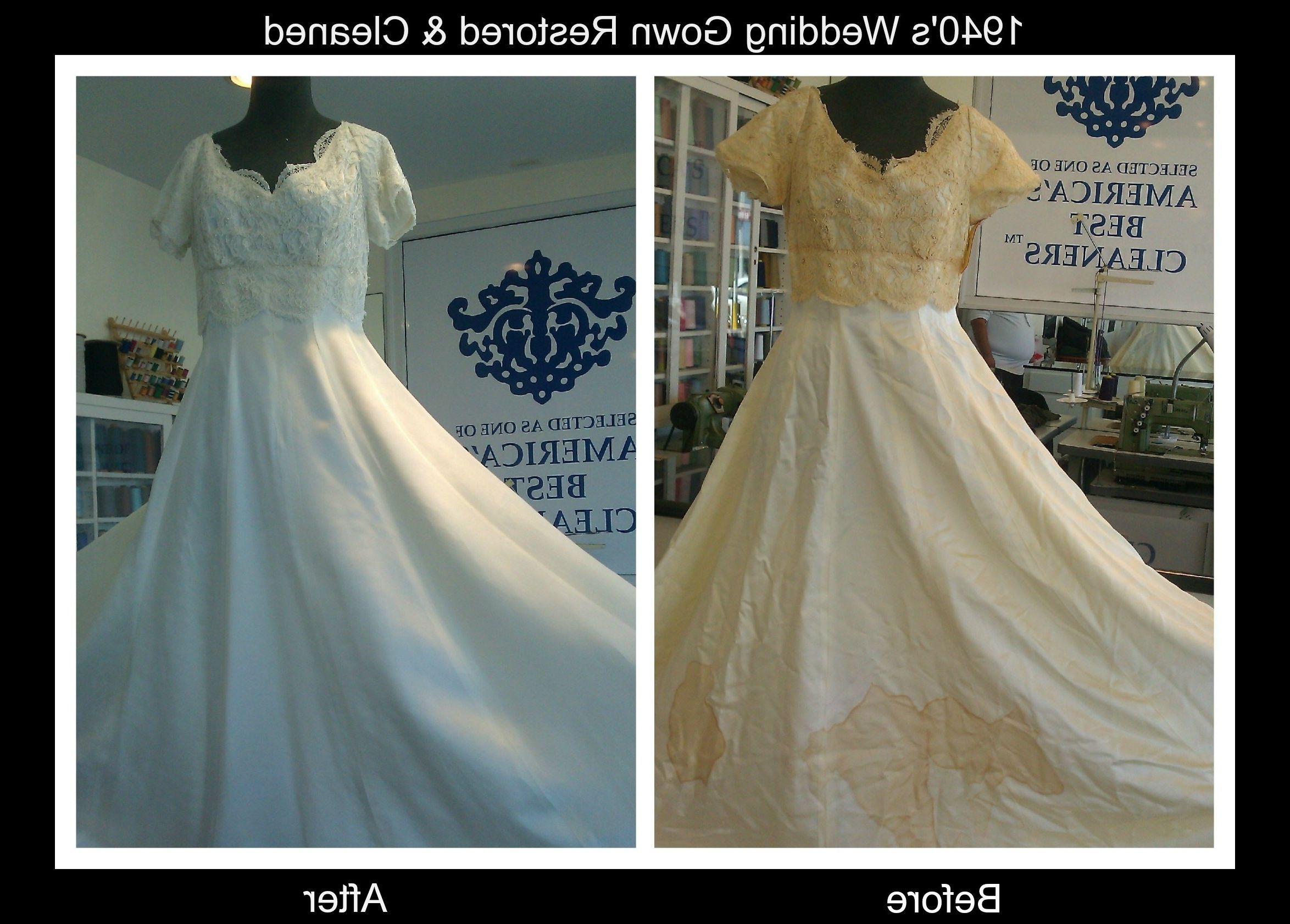 Vintage Wedding Dress Restoration Wedding Gown Preservation Wedding Dress Alterations Wedding Dresses