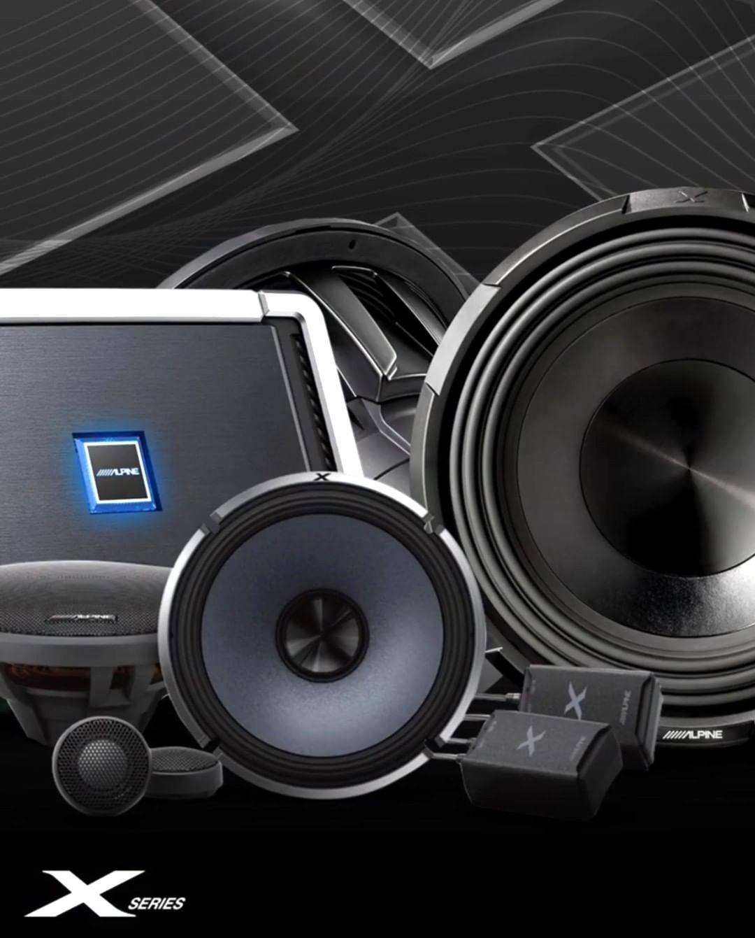 Amazing sound and awesome quality from alpineusa XSeries