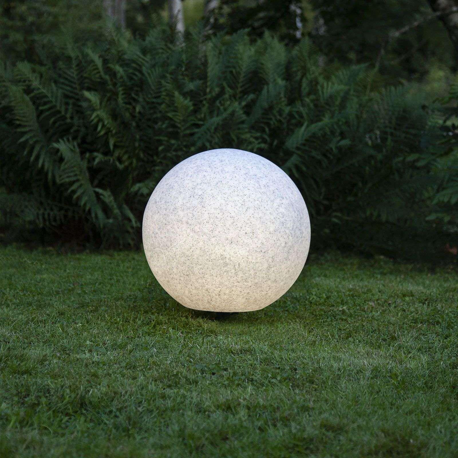 Photo of Lampada da terrazza Gardenlight, sfera, Ø 50 cm di Best Season
