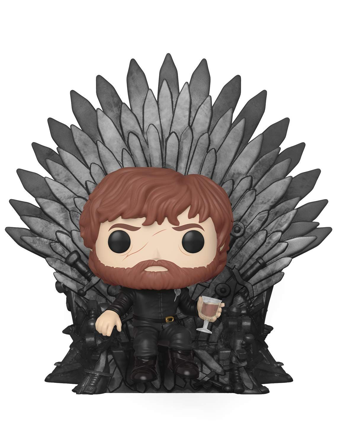 Funko pop deluxe game of thrones tyrion sitting on