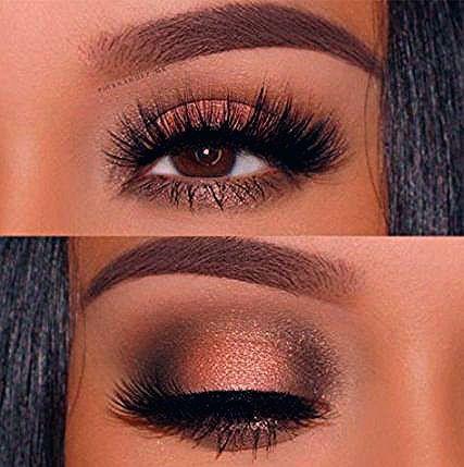 Photo of Makeup glam for brown eyes dark skin 59 Ideas