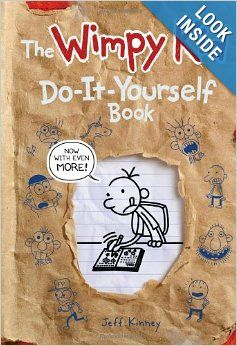 The wimpy kid do it yourself book diary of a wimpy kid jeff the wimpy kid do it yourself book diary of a wimpy kid solutioingenieria Image collections