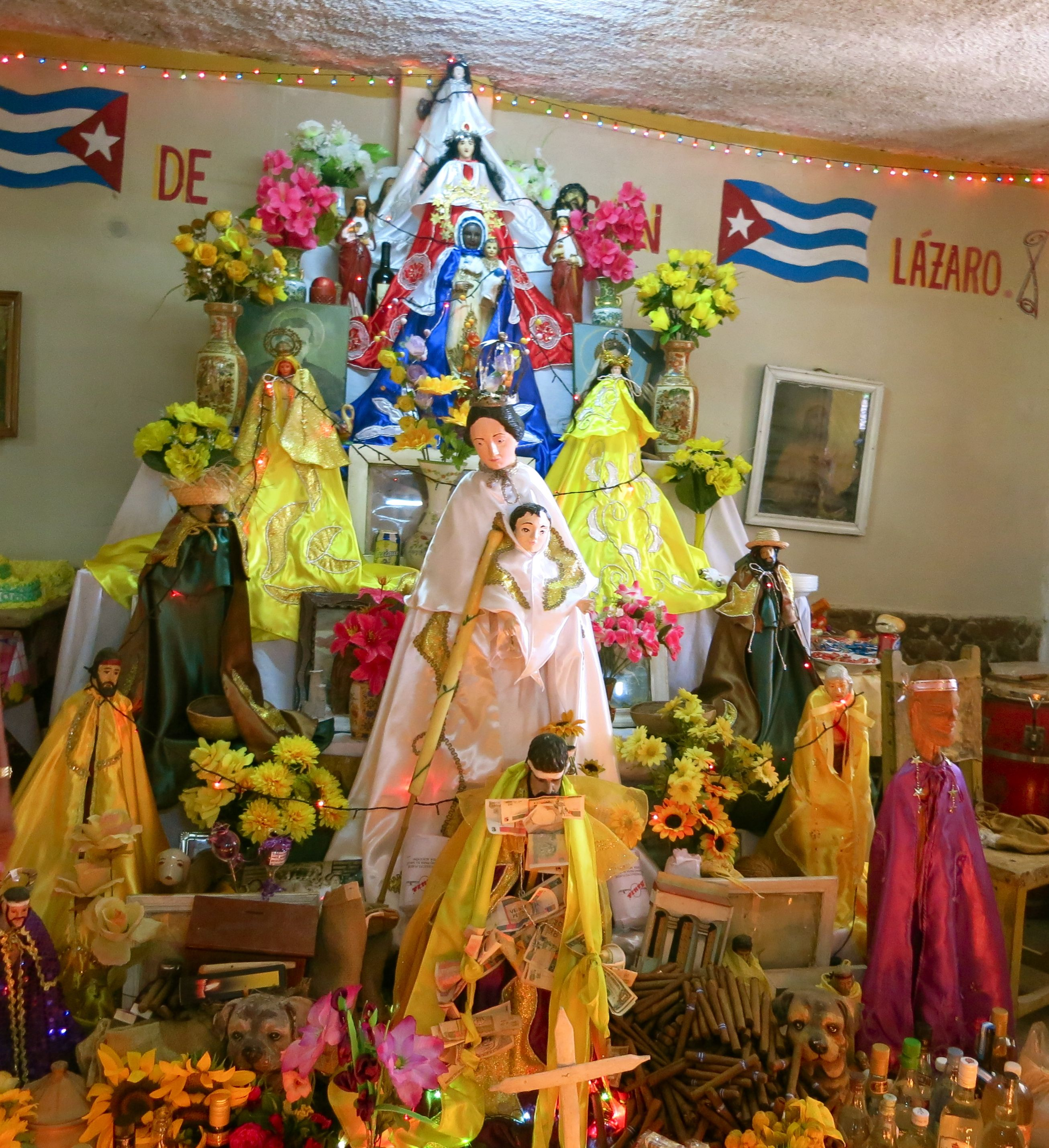 Cuba, Cuban festival, Cuban party, Santeria, Trinidad