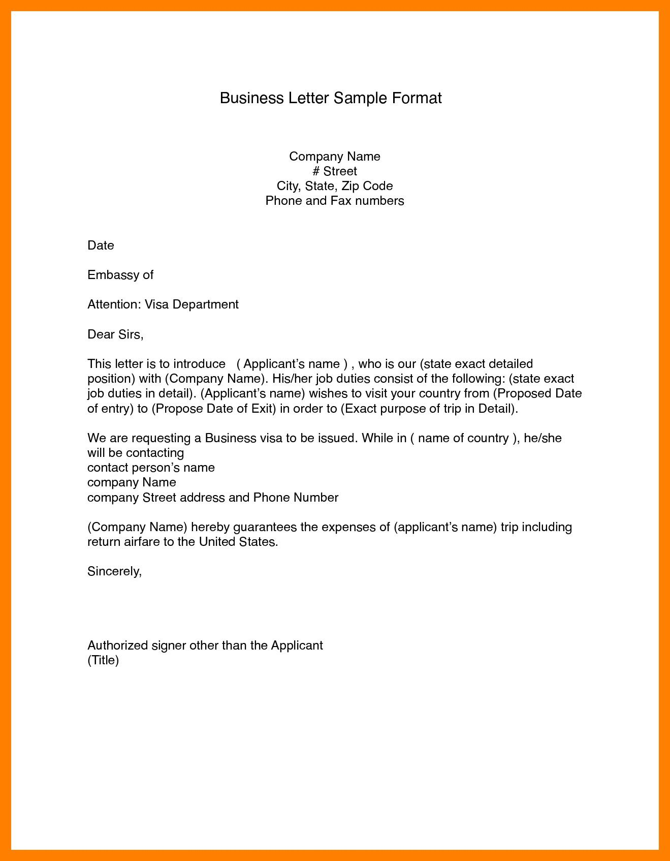 Valid Formative Letter In Hindi Language Formal Business Letter Business Letter Format Business Letter