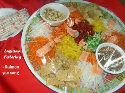 Lusiana Catering Halal Food And Catering Services Menu And Package Chinese New Year 2014 2015 Halal Recipes Food Catering