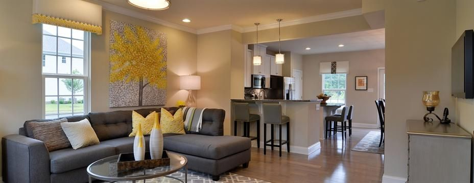 New Construction Townhome for Sale—Mozart—Ryan Homes | Design ...