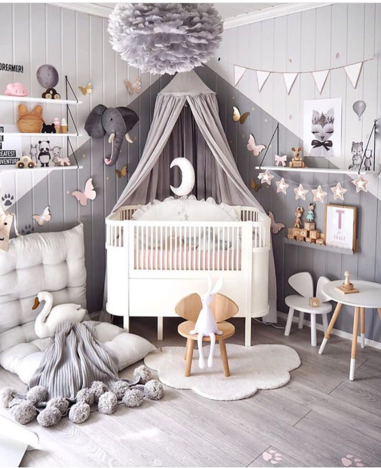 Pin by Cynthia on Baby | Pinterest | Chambre bébé, Bebe and Chambre ...