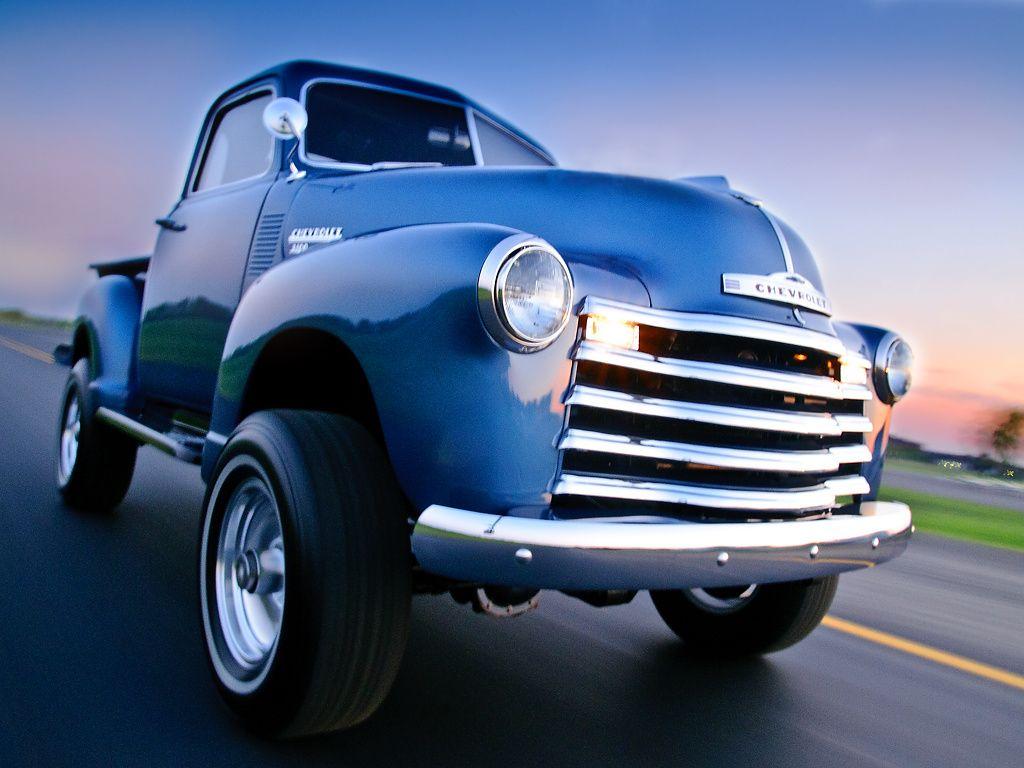 1947-54 Classic Chevy & Gmc Trucks | Classic Cars | Rolling Rig ...