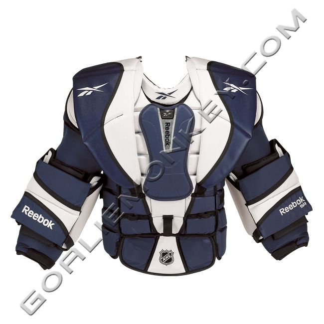 Buy Available In 3 Colors Reebok 9k Yth Chest Arm Protector Goalie Goalie Hockey Goalie Hockey Goalie Equipment