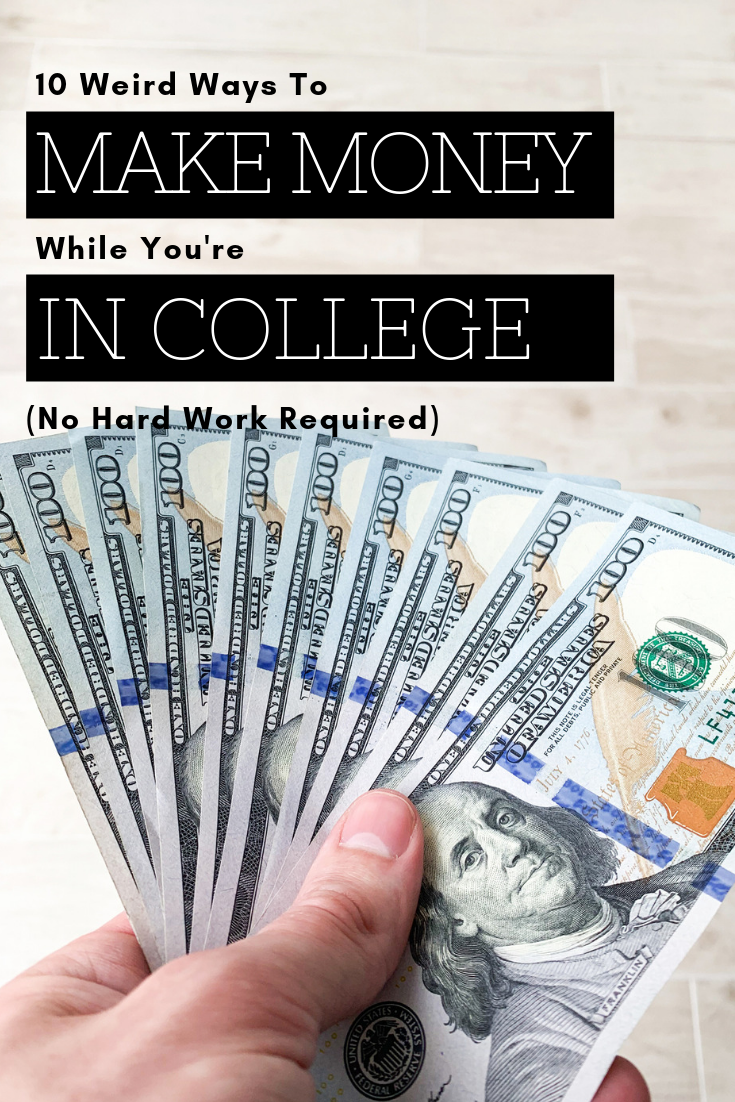 Photo of 10 Ways For College Students To Make Extra Money That Actually Work – College