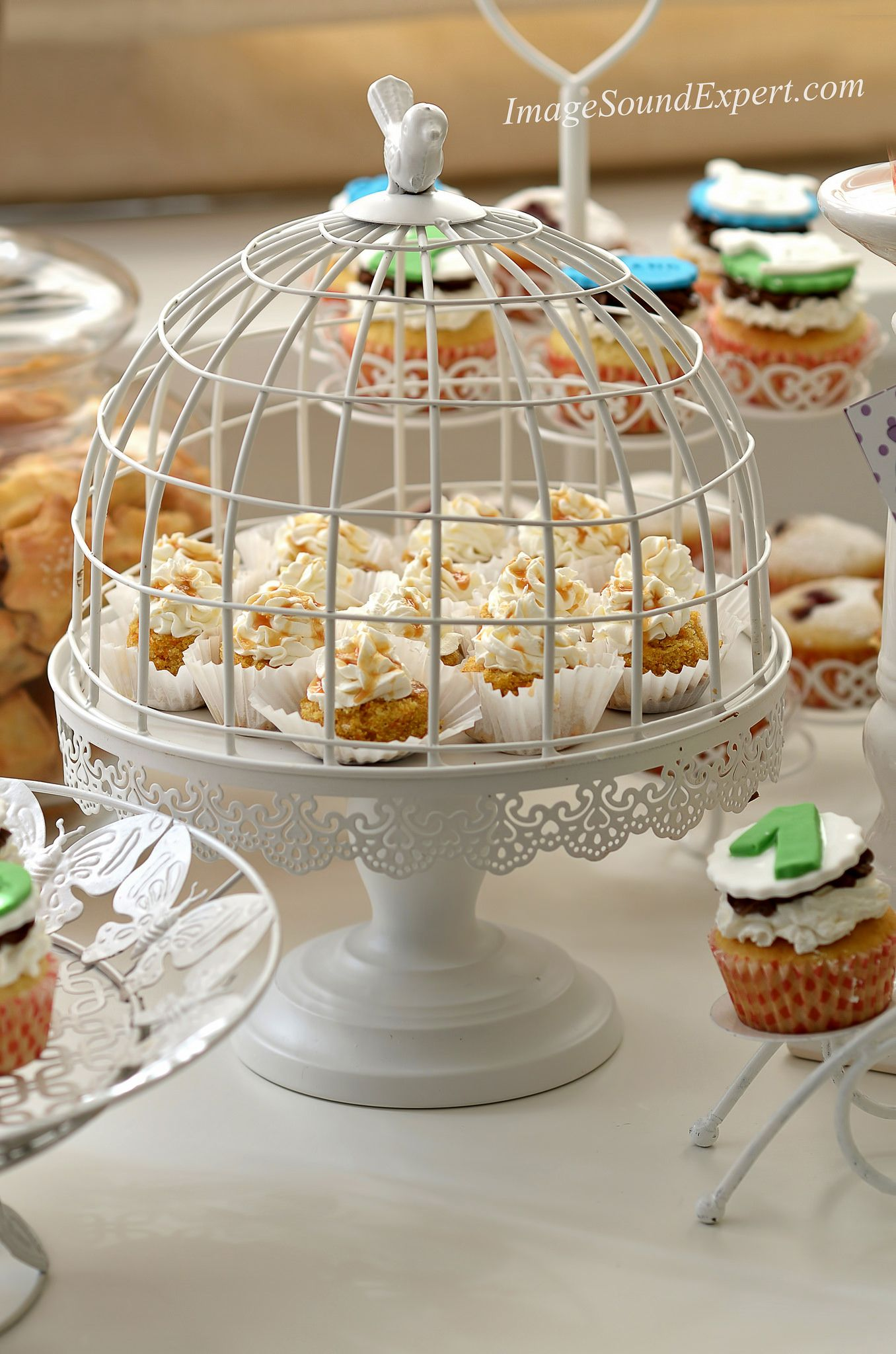 https://flic.kr/p/uDqPuE | 0361 | 1 years old, Die 1 Jahre alt, 1 an, 1 ans, cupcake, aniversary cupcake, briose, petit gâteau, kleiner kuchen,