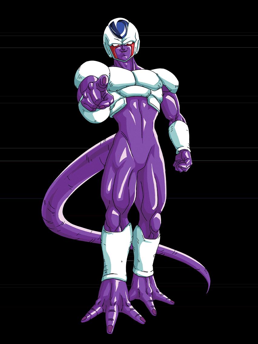Cooler Render 4 By Maxiuchiha22 Dragon Ball Artwork Dragon Ball Art Anime Dragon Ball
