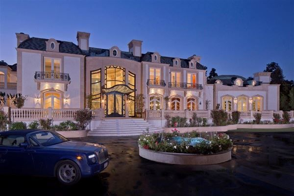 Exotic Homes luxury home in la | luxury homes | most beautiful homes | most