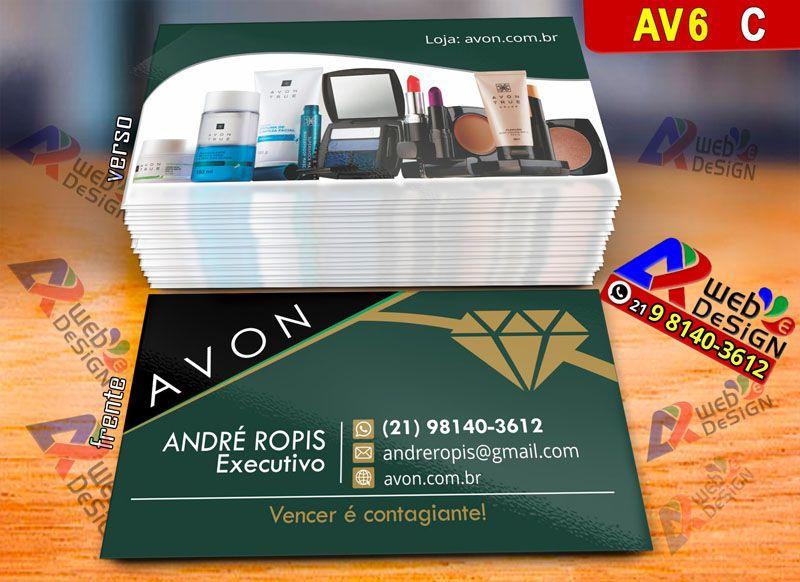 Download Gratis Avon Cartao De Visita Avon Herbalife