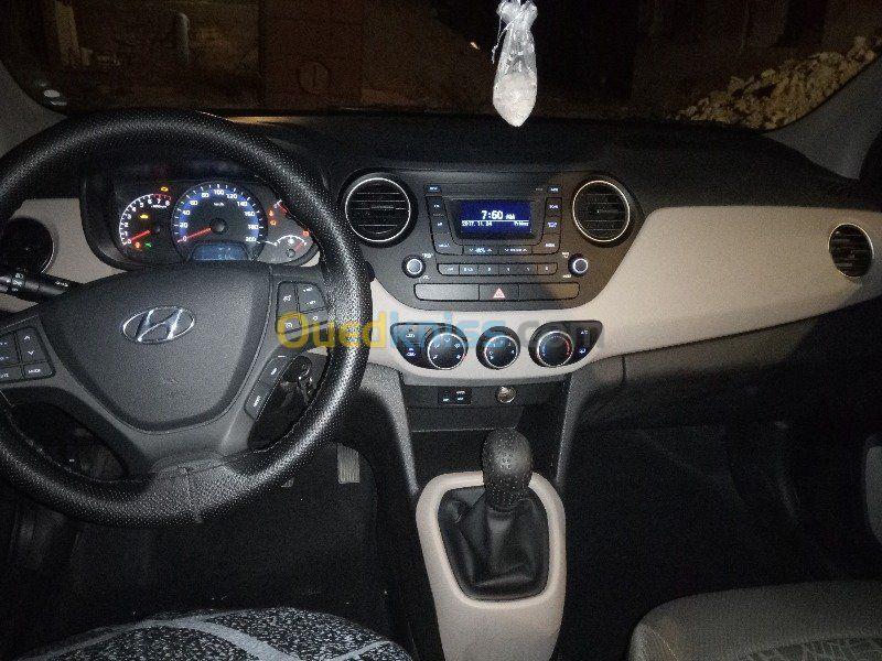 Hyundai Grand I10 Sedan 2017 Setif Setif Algerie Vente Achat