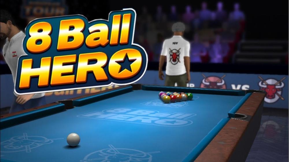 8 Ball Hero Mod Apk 1 09 Download Free Ball Hero Games Latest Games
