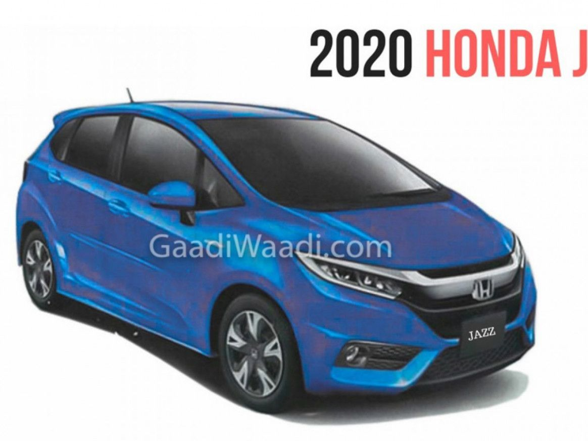 8 Wallpaper Honda Jazz 2020 India in 2020 Honda jazz