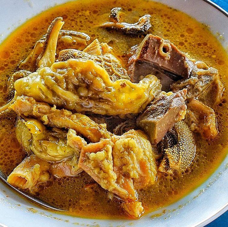 Resep Gulai Kambing Gulai Kambing Merupakan Salah Satu Jenis Masakan Khas Nusantara Yang Diadopsi Dari Masakan Timur Tengah Dan Ind Gulai Resep Resep Masakan