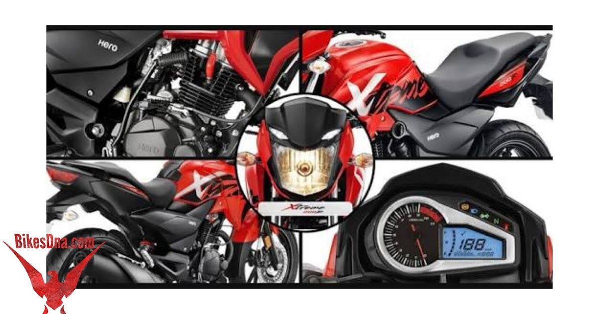 Hero Xtreme 200r Price And Mileage Hero Xtream 200r Launch Hero