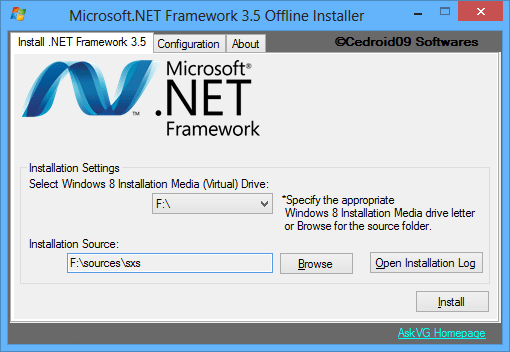 microsoft .net framework 3.5 service pack 1 download free