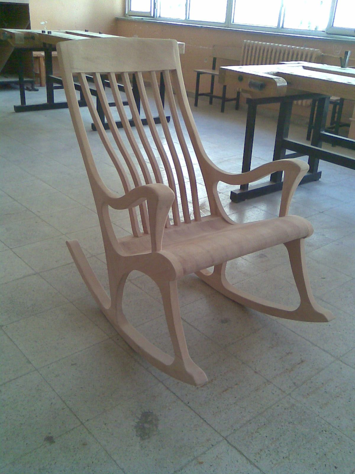 newport rocking chair revolving justdial wooden sallanan sandalye